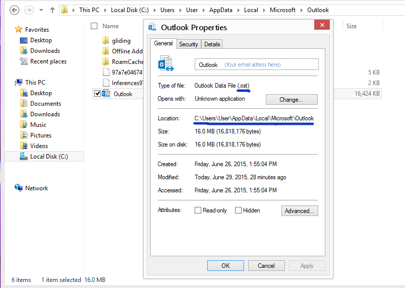 How-to repair your Outlook data file to resolve recurring